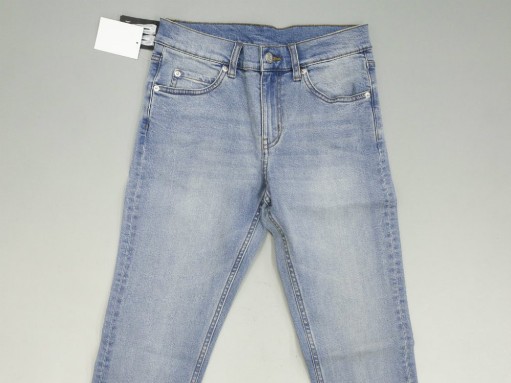 CHEAP MONDAY チープマンデー  tight Stonewash Blue