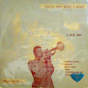 MILES DAVIS / Young Man With A Horn: Vol. 2(10