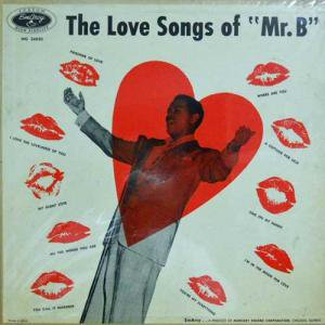 BILLY ECKSTINE / The Love Songs OF MR. B(LP)