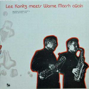 LEE KONITZ, WARNE MARSH / Lee Konitz Meets Warne Marsh Again(LP)