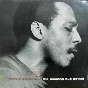 BUD POWELL / The Amazing Bud Powell Vol. 1(LP)