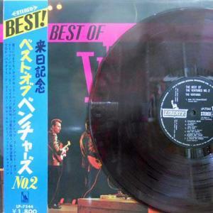 VENTURES / The Best Of: Vol. 2(LP)