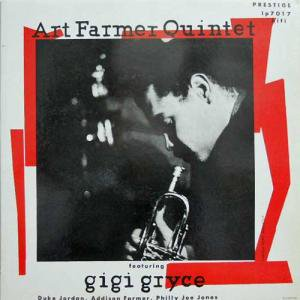 ART FARMER QUINTET / Featuring Gigi Gryce(LP)