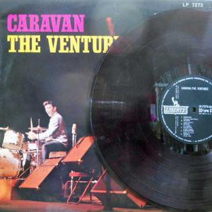 VENTURES / Caravan(LP)