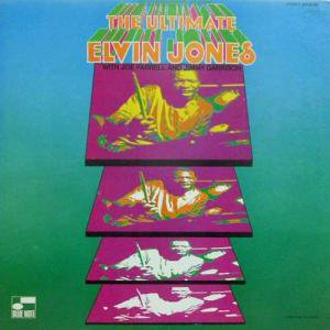 ELVIN JONES / The Ultimate(LP)