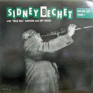 SIDNEY BECHET / Vol. 1: Giant OF Jazz(LP)