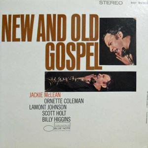 JACKIE MCLEAN / New & Old Gospel(LP)