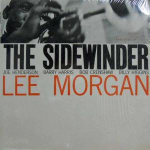 LEE MORGAN / The Sidewinder(LP)