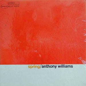ANTHONY WILLIAMS, TONY / Spring(LP)