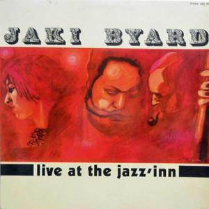 JAKI BYARD / Live At The Jazz'Inn(LP)
