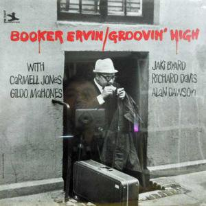 BOOKER ERVIN / Groovin' High(LP)