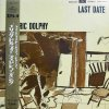 ERIC DOLPHY / Last Date(LP)