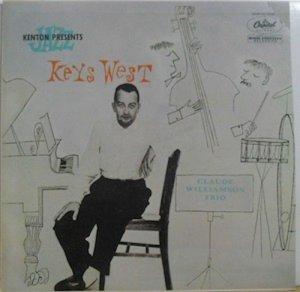 CLAUDE WILLIAMSON TRIO / Keys West(LP)