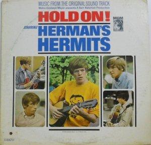 HERMAN'S HERMITS / Hold On!(LP)