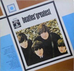 BEATLES / Beatles' Greatest(LP)