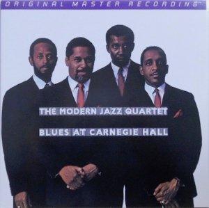 MJQ: MODERN JAZZ QUARTET / Blues At Carnegie Hall(LP)