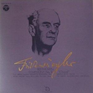 WILHELM FURTWANGLER / Beethoven Symph...