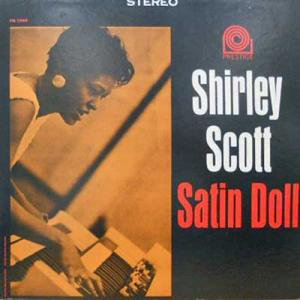 SHIRLEY SCOTT / Satin Doll(LP)