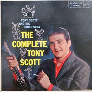 TONY SCOTT AND HIS ORCHESTRA / The Complete Tony Scott(LP)