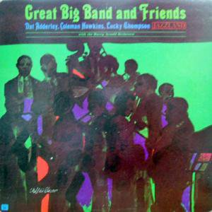 Lucky Thompson Big Band Lucky Strikes!