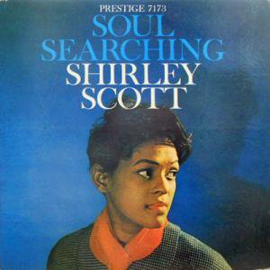 SHIRLEY SCOTT / Soul Searching(LP)