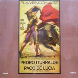 Pedro Iturralde Quintet Featuring Paco De Lucia Flamenco Jazz