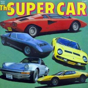 SUPER CAR / The Super Car(LP)