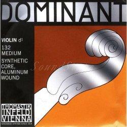 バイオリン弦 ドミナント ストレート D線