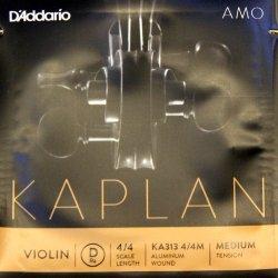 バイオリン弦 カプラン アモ D線