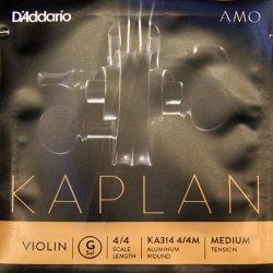 バイオリン弦 カプラン アモ G線