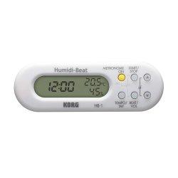 KORG HB-1-WH (白) Humidi-Beat 温度計・湿度計付メトロノーム