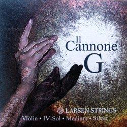 バイオリン弦 ラーセン イル・カノーネ G線