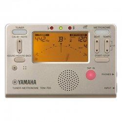ヤマハ チューナー&メトローム TDM-700G