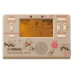数量限定 ヤマハ チューナー&メトローム TDM-700DPO3 プーさん