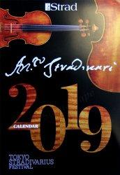 The Strad Calendar 2019 : Antonio Stradivari Instruments