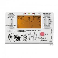 数量限定 ヤマハ チューナー&メトローム TDM-700DMN5 ミッキー・マウス