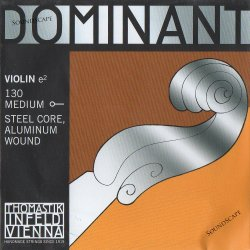 バイオリン弦 ドミナント E線