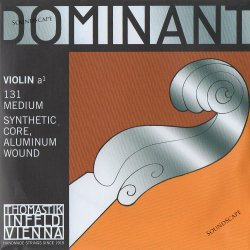 バイオリン弦 ドミナント A線