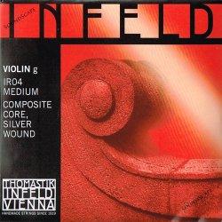 バイオリン弦 インフェルド レッド G線