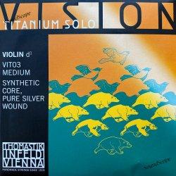 バイオリン弦 ヴィジョン チタニウム ソロ D線
