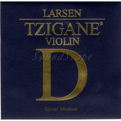 バイオリン弦 ラーセン ツィガーヌ D線