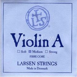 バイオリン弦 ラーセン A線 シンセティックコア / アルミニウム巻