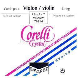 バイオリン弦 クリスタル A線