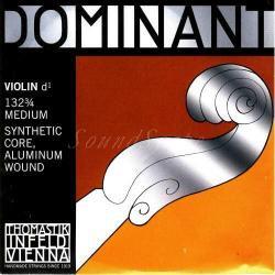 バイオリン弦 ドミナント 3/4 D線