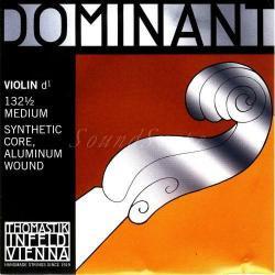 バイオリン弦 ドミナント 1/2 D線