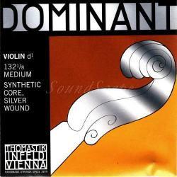 バイオリン弦 ドミナント 1/8 D線