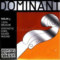 バイオリン弦 ドミナント 3/4 G線