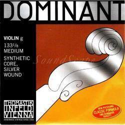 バイオリン弦 ドミナント 1/8 G線