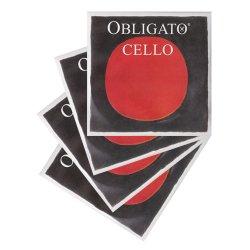 オブリガート チェロ弦 A,D,G,C線セット