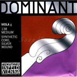 ドミナント ビオラ弦 G線